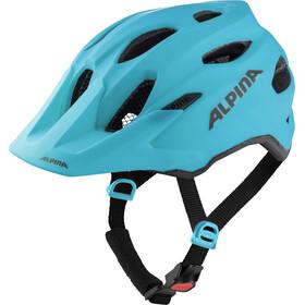Alpina Carapax Helm Jugend petrol matt
